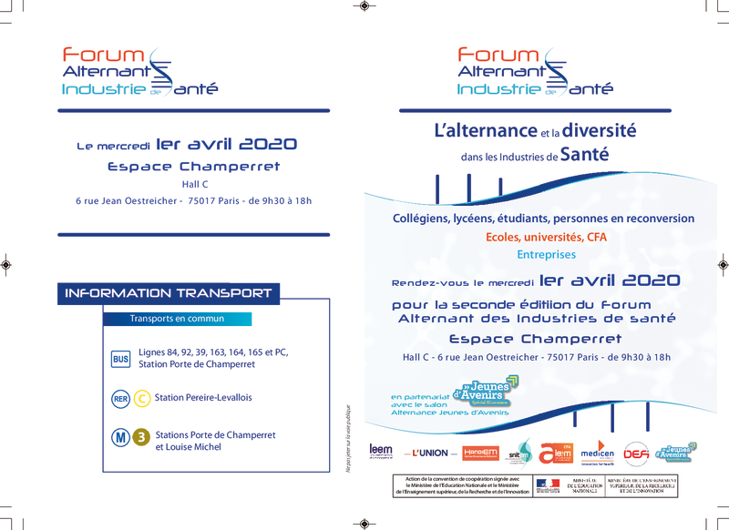 thumbnail of Flyer étudiants Forum alternant 2020